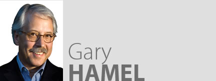 a literary analysis of leading the revolution by gary hamel According to gary hamel,  leading the revolution is not a calm analysis of what will or won't work in a post-industrial world instead,.