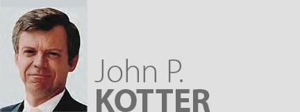 john kotter model